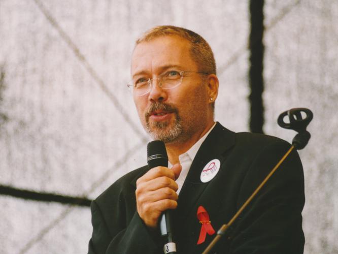 Bild: Harald Schüll 1990er