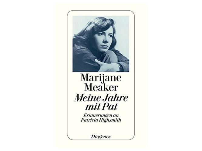 """Bild: Buchcover """"Meine Jahre mit Pat"""""""
