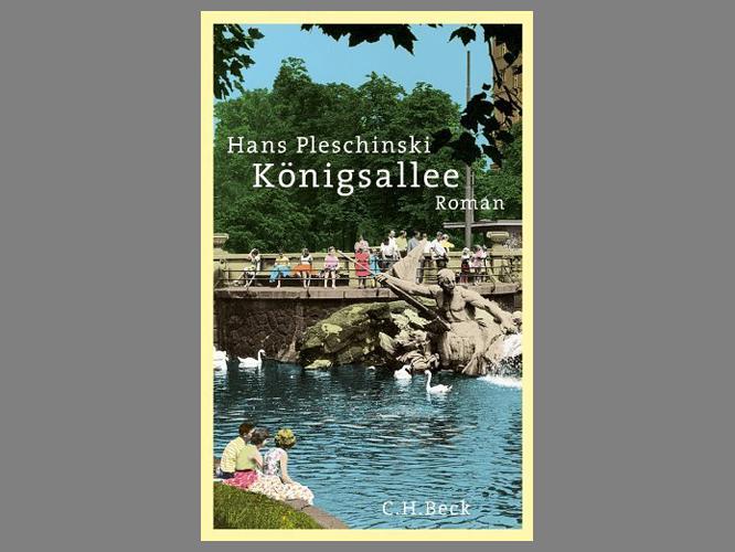 "Bild: Buchcover ""Königsallee"""