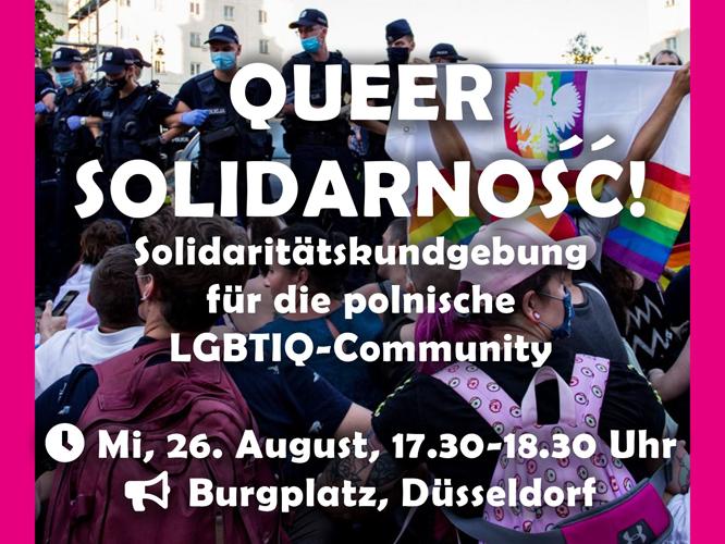 Bild: Queer Solidarnosc