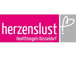 Logo: Herzenslust - Healthangels