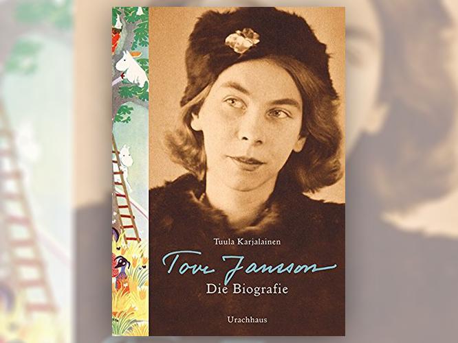 "Bild: Buchcover ""Tove Jansson"""