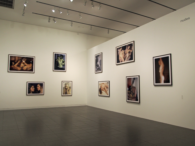 """Bild: Thomas Ruff - Werkserie """"nudes"""""""