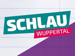 Logo: SCHLAU Wuppertal