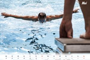 Bild: Fotokalender Düsseldorf Dolphins