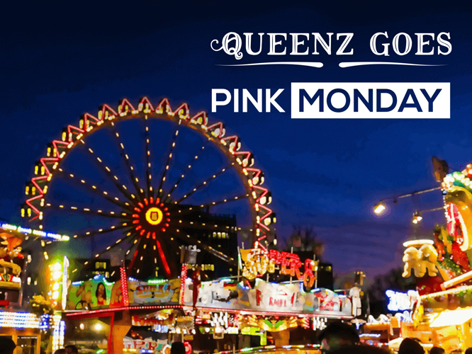 Bild: Queenz goes Pink Monday