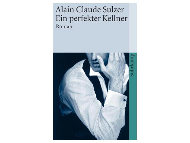 """Bild: Buchcover """"Ein perfekter Kellner"""""""
