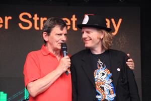 Bild: Kalle Wahle und Marc Grumpy Olejak
