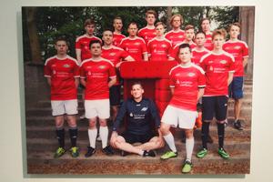 Bild: Schwule Fußballmannschaft des SC Janus Köln