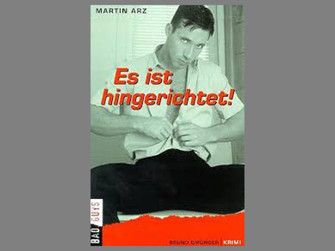 """Bild: Buchcover """"Es ist hingerichtet!"""""""