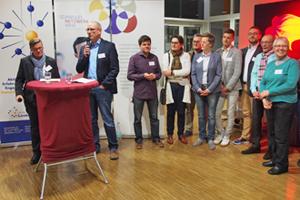 Bild: Neujahrsempfang 2017 des Schwulen Netzwerks NRW und der LAG Lesben in NRW
