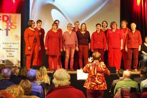 """Bild: Düsseldorfer Lesben-Chor """"Melodykes"""""""