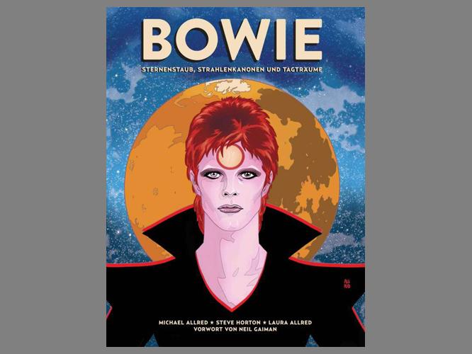 """Bild: Buchcover """"Bowie"""""""