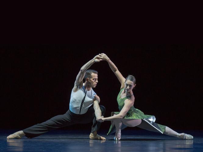 Hans van Manen: Dances with Piano – Orazio Di Bella, Sonia Dvorák