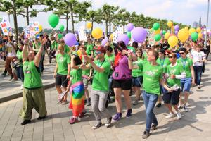 Bild: Jugendzentrum PULS bei CSD-Parade