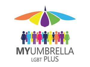 Logo: MyUmbrella LGBTplus