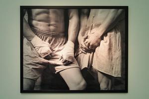 Bild: Promiporträt von Horst Wackerbarth