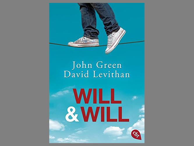 "Bild: Buchcover ""Will & Will"""