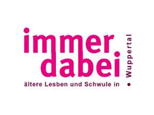 Logo: immer dabei Wuppertal