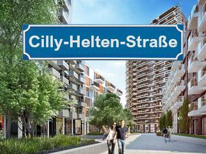Bild: Montage Cilly-Helten-Straße