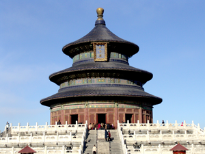 Bild: Himmelstempel in Peking