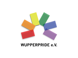 Logo: Wupperpride