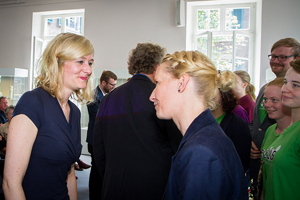 Bild: Christina Kampmann und Jana Hansjürgen