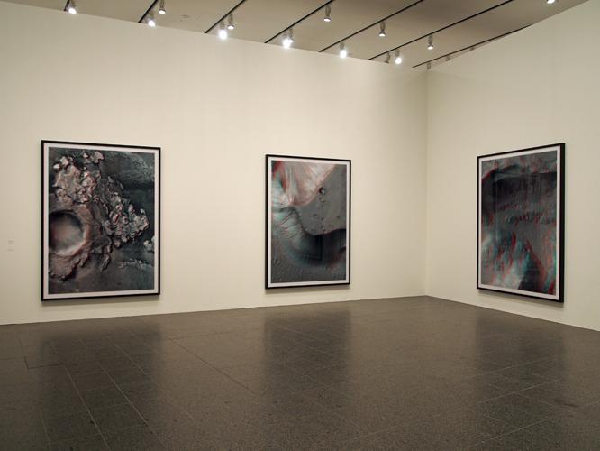"Bild: Thomas Ruff - Werkserie ""ma.r.s"""