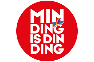 Logo: Min Ding is din Ding
