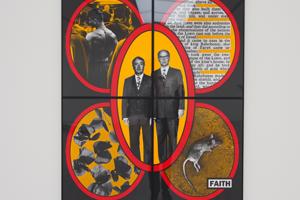"""Bild: """"Faith"""" (2001) von Gilbert & George"""