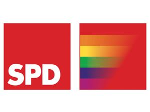 Logo: SPDqueer