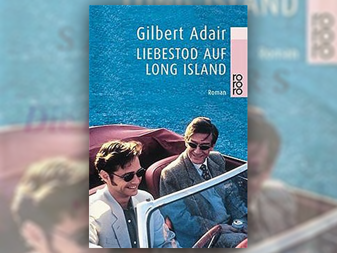 """Bild: Buchcover """"Liebestod auf Long Island"""""""
