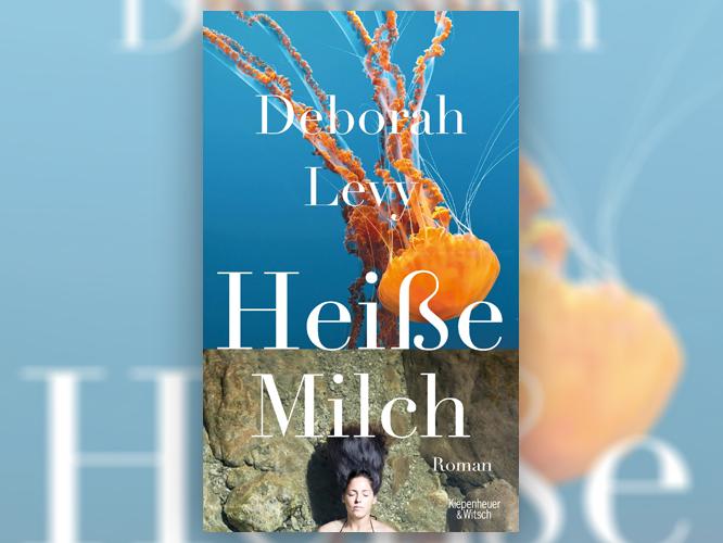 """Bild: Buchcover """"Heiße Milch"""""""