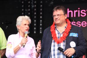 Bild: Marie-Agnes Strack-Zimmermann und Andreas Rimkus