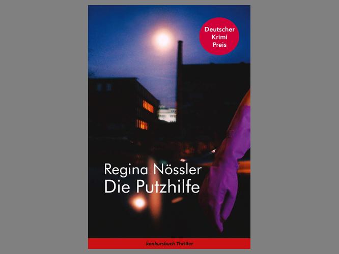"""Bild: Buchcover """"Die Putzhilfe"""""""