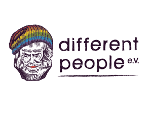 Logo: different people