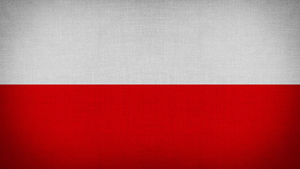 Bild: Polen-Fahne