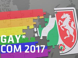 Bild: GAY*COM 2017
