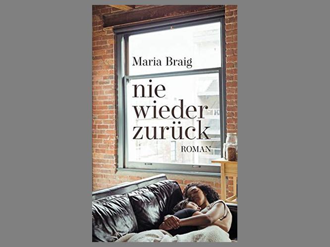 """Bild: Buchcover """"Nie wieder zurück"""""""