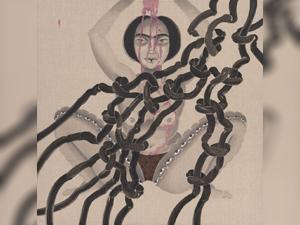 Bild: Kunstwerk von Luki von der Gracht