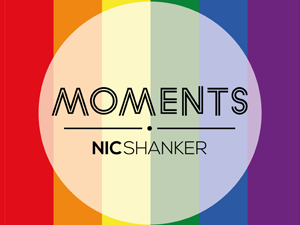 Logo: Moments by Nic Shanker