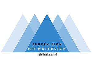 Logo: Supervision mit Weitblick Steffen Langfeld