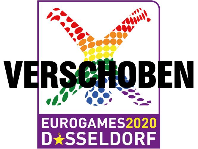 Bild: Verschoben - EuroGames 2020 Düsseldorf