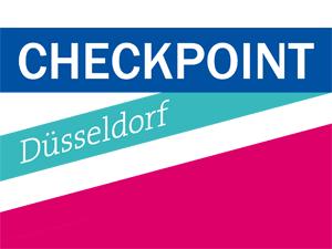 Logo: Checkpoint Düsseldorf