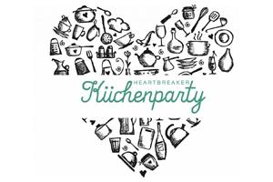 Logo: Heartbreaker Küchenparty
