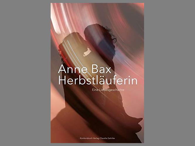 """Bild: Buchcover """"Herbstläuferin"""""""