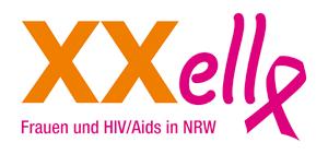 Logo: XXelle - Frauen und HIV/Aids in NRW