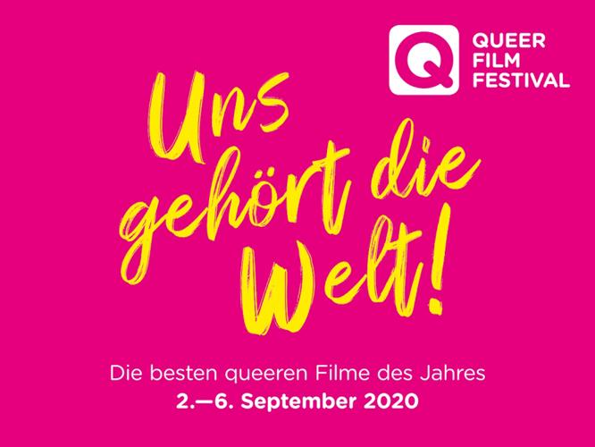 Bild: Uns gehört die Welt - Queerfilmfestival 2020