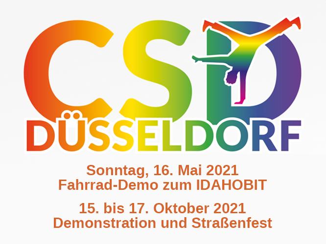 Bild: CSD Düsseldorf 2021