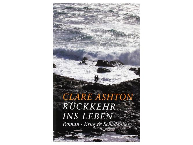 """Bild: Buchcover """"Rückkehr ins Leben"""""""